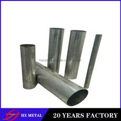 Por imersão a quente Gi Oco Ms Rodada /Soldado/Square Grau B Galvanized/carbono/Sem Tubo de Aço para petróleo e gás/BS1387 do Tubo de Aço/zinco preço do Tubo