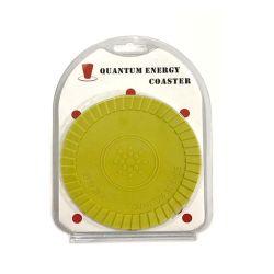 Capa de Silicone Quântico de alta qualidade Coaster para Brindes Promocionais