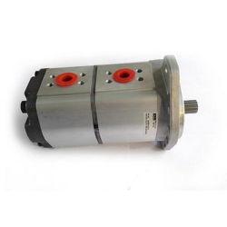 Accesorios de hormigón Bomba de engranajes doble para todo tipo de mecanismos concretos