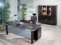 Sz-Od014 современной мебели Manager офисный стационарный Стол письменный стол с металлической панелью