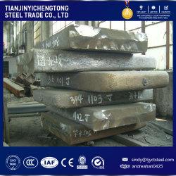 Palanquilla de acero de baja aleación usada estructural de varillas de hierro