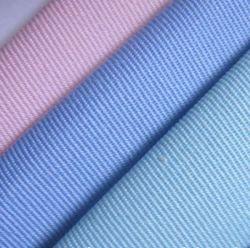 Fils : densité 45/2SX21s : 147x70 serge tissu polyester coton uniforme