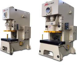 De hydraulische Pers van de Stempel de Machine van het Ponsen van het Gat van het Metaal van het Roestvrij staal van 50 Ton