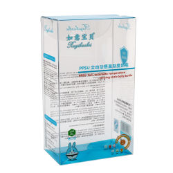 Гуанчжоу поставщиком пластиковых ПВХ ПЭТ упаковки для продукции