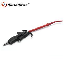 Sino estrellas Hxn014-2 herramientas neumáticas de plástico ajustables de eliminar el polvo Mejor Juego de pistola de aire