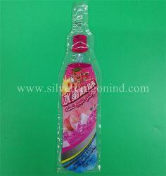 عالة طبع [180مل] زجاجة يشكّل عصير جلاتين بلاستيكيّة يعبّئ حقيبة
