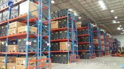 Логистика Ebilmetal Высокопроизводительный промышленный склад для хранения дисков в поддон для установки в стойку