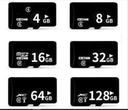 Оптовая OEM TF карты памяти USB флэш-памяти 2 ГБ 4 ГБ 8 ГБ 16ГБ 32ГБ карты памяти Micro SD