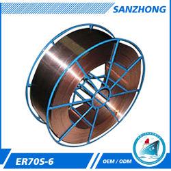 Usine ABS de gros homologuée norme AWS ER70S-6/E71T-1 de solides flux de type ouvert noyauté TIG Fils à souder MIG Arc Submergé