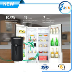 Imperméable Shoecase purificateur d'air d'ozone stérilisateur / Salle de bains / Frigo Deodorizer