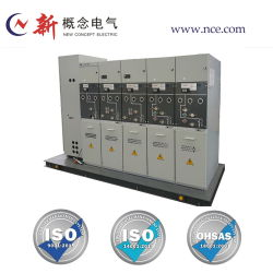 Для использования внутри помещений металлические замкнутые вспомогательного электрооборудования распределительное устройство панелей 11кв 12кв