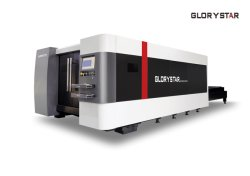 3000W haute puissance de machine de découpage au laser à filtre en métal CNC