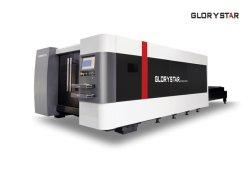Hohe Leistung 1kw Metallfaser-Laser-Ausschnitt-Maschine zur CNC-20kw