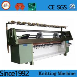 Bangladesh-vollautomatische Form-Strickjacke-Muffen-Schal-Socke computergesteuerte flacher Jacquardwebstuhl-Strickmaschine