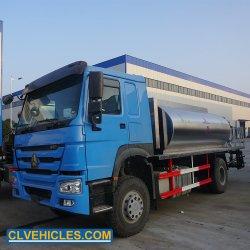 HOWO 8cbm 8000L Asphalt Distributor Truck Bitumen Sprayer