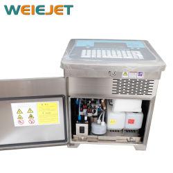 Запущен новый принтер Cij растворителя для принтера принтер Печать машины непрерывного струйный принтер для PE