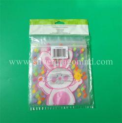 Impressão personalizada PE Saco Ziplock Dom Saco de embalagem