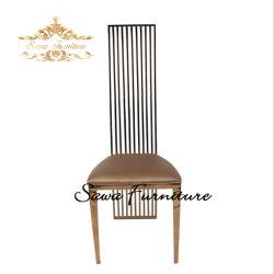 2020 Nuevo diseño moderno de acero inoxidable alambre silla silla Silla de Comedor
