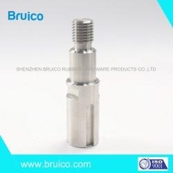 カスタムハードウェアの旋盤の回転製粉アルミニウムステンレス鋼の金属の自動車部品の高精度CNCの機械装置または機械で造られるまたは機械化