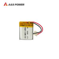 Batteria approvata 502025 della batteria 3.7V 180mAh Lipo dello ione dell'UL KC Lithim per i giochi