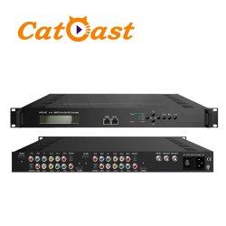 디지털 tv 방송을%s MPEG-2 HDMI/YPbPr/AV 인코더