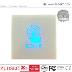 Пластиковый беспроводной пульт ДУ с сенсорным экраном кнопка выхода