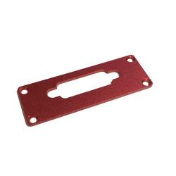 En Metal Pulido anodizado perforadas hojas de aluminio 6061-T6 hojas de la placa de aluminio