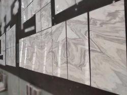 Natürlicher weißer Marmorsteinstein für Platten/Countertop/Eitelkeit/Tisch-Oberseite/Bodenbelag/Fußboden-Fliese-/Wand-Fliesen