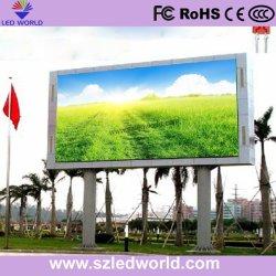 لوحة الإعلانات ذات الألوان الثابتة SMD ذات الألوان الكاملة والدائمة لإعلانات LED