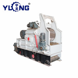 Yulong T-Rex65120 Agri Machinery Legno Chipper