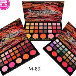 29 colore Mineral Eyeshadow Color palette 24 colore Eyeshadow+5 colore Arrossire