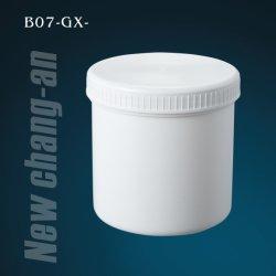 500ml seau en plastique avec couvercle et la poignée pour SILICON ADHÉRENT B07-GX