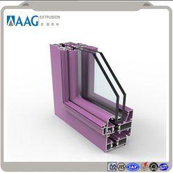 De Gordijngevel van het Glas van het Frame van het Aluminium van het Glas laag-e Voor de Commerciële Vervaardiging van de Bouw