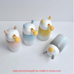새로운 스테인리스 스틸 Thermos Cup 학생 큐트 Thermos Cup Creative Fashion Gift Customized Pocket Cup