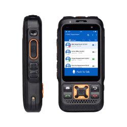 Inrico S100 4G Inteligente Poc radio WiFi soporte NFC teléfono Walkie Talkie Bluetooth con pantalla LED