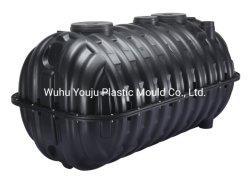 Wc Sewege plástico Sistema de tratamiento de fosa séptica con buen precio.