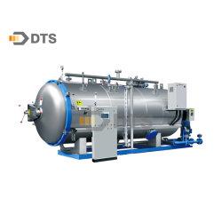 Côté cornue de pulvérisation/Autocalve/stérilisateur pour des aliments, boissons et la ligne de production de céréales en provenance de Chine