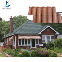 Dach-Materialien für Architekturmodelle/lokalisierten gewölbten Dach-/Eisen-Blatt-Preis