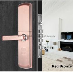 Считыватель отпечатков пальцев с помощью пароля Home для защиты от краж мобильных телефонов замка двери APP разблокируйте электронный замок пульт дистанционного управления Smart Lock