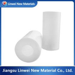 El desgaste y resistente a altas temperaturas del tubo de PTFE Tubo de plástico blanco