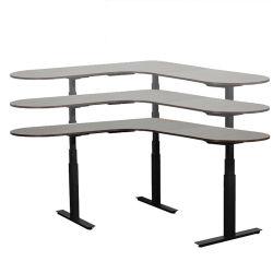 Form-elektrische justierbare Höhen-stehender Schreibtisch-Rahmen der hohen Präzisions-I