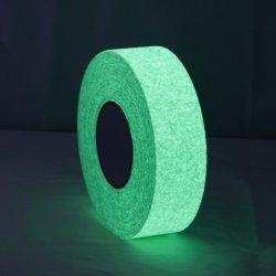 Somitape Sh901 Segurança de Alta Tração Fita antiderrapagem luminosa para Etapas