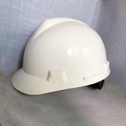 PE/ ABS Anti-Smash Protecção da cabeça trabalhando Capacetes de segurança com marcação CE/ Ukca/ANSI Certificados