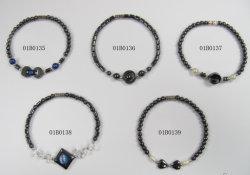 Магнитные украшения браслет, магнитного железняка браслет (01B0135~0139)