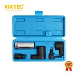Viktec marcação 5PC oxigênio e soquetes de vácuo com rosca da Vela de abrir roços definido (VT01945)