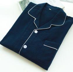 Gli insiemi dei pigiami della flanella di cotone si dirigono l'usura di inverno di usura