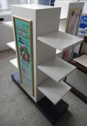 La SGS ISO Rack d'affichage de détail en bois MDF