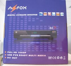 Новый блок декодера в Южной Америке Azfox S2s HD на складе телеприставки (Azfox s2s)