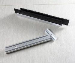 Faixa de crina Juntas da escova de alumínio do Windows
