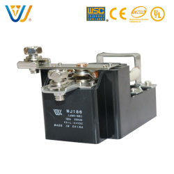 Fabricante de relé Wj186 180 200 un disyuntor de 12VCC con bobina de puro